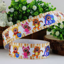 grosgrain ribbon bulk wholesale 22mm 7 8 printed bulk grosgrain ribbon 10yds kids