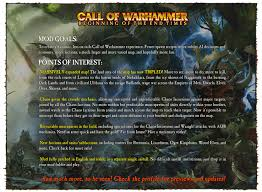 World At War Custom Maps by Call Of Warhammer Beginning Of The End Times Mod For Medieval Ii