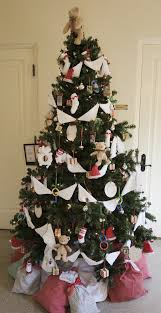 themed christmas baby themed christmas tree