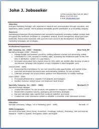 best resume templates free the 25 best resume format for freshers ideas on