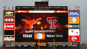Football Thanksgiving Games Thank You Messages To Veteran Tickets Foundation Donors