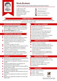 new resume format 2015 template ppt cv style endo re enhance dental co