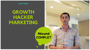Resume Francais Growth Hacker Marketing Mon Résumé En Français Youtube