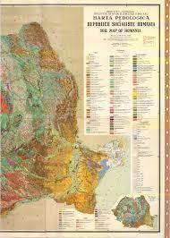 Map Of Romania Soil Map Romania Harta Pedologica Esdac European Commission