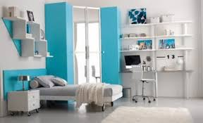38 teenage girl bedroom designs ideas hgnv com view in gallery blue wall interior design for teenagers bedroom girls design