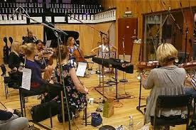 Comfortably Numb Orchestra Adele Strings Recording Studio One Angel Studios Adele