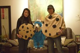 halloween costume cookie monster our halloween costumes pause then press play