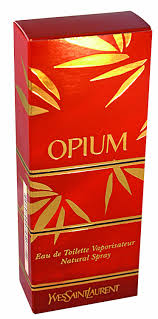 amazon com opium by yves saint laurent for women 3 3 ounce edt