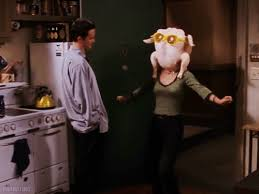 23 greatest thanksgiving moments from friends