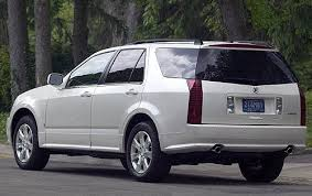 cadillac srx used 2007 cadillac srx for sale pricing features edmunds