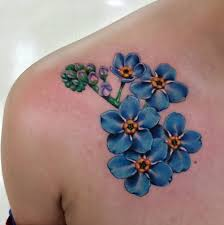 30 beautiful tattoos of flowers