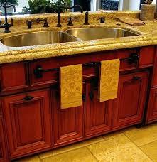 over cabinet door towel bar over cabinet door towel bars bar kitchen ideas with hooks inside