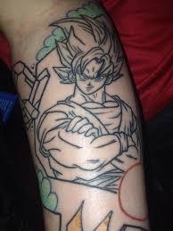 dragon ball z tattoo sleeve by bridge927 on deviantart
