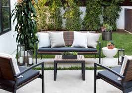 Patio Furniture Crate And Barrel by Brittany Snow Home Makeover Crate And Barrel Blog