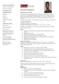 Civil Engineering Technician Resume Job Resume Engineering Resume Template Download Engineering Resume