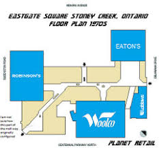 eastgate mall floor plan eastgate square partial floor plan 1970s this is a floor flickr