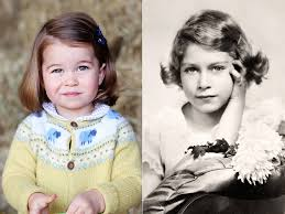 Queen Elizabeth Donald Trump Princess Charlotte Is Queen Elizabeth U0027s Ultimate Mini Me
