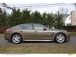porsche panamera brown 2011 porsche panamera 4 in topaz brown metallic photo 7 013688