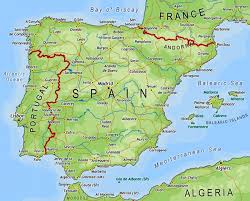 Map Of Spain And Italy by I Want To Travel To Spain Because It Is Europe U0027s Fourth Largest