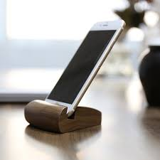 creative wood creative wood phone stand iphone tablet pc stand woodenlife on