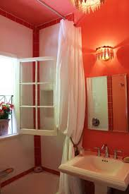 Orange Bathroom Ideas Colors 14 Best Bathrooms In Orange Images On Pinterest Bathroom Ideas