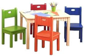 little table and chairs red table and chairs set kids table and chairs table little modern