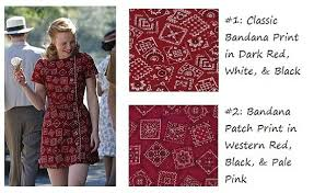 replica of allie u0027s bandana dress from the notebook by srdodd the
