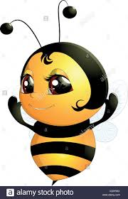 cartoon bee vector stock photos u0026 cartoon bee vector stock images