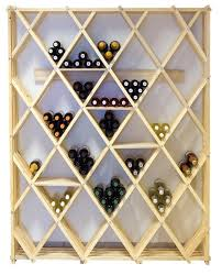 such a cool design on this wine rack cool wine racks