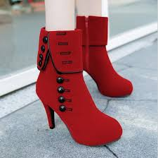 35 best boots high quality genuine leather boots images on shoes boots high heels platform buckle zipper sapatos