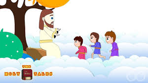 let the little children come i new testament stories i animated