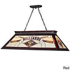 tiffany pool table light ebay