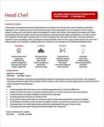 Commi Chef Resume Sample by Resume Sample For Chef Example 1 Sous Chef Cv Hashdoc Example