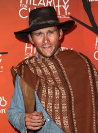 scott eastwood dresses as his dad u0027s character in the good the bad