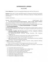 Cover Letter For Human Resource Assistant Human Resources Resume Objective Free Resume Example And Writing