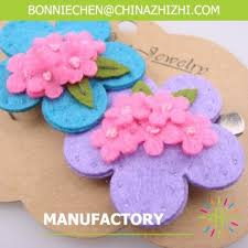 felt hair accessories new style felt hair accessories fancy hair bands zzfc007 buy