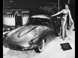 the introduction of the jaguar e type in 1961 u2013 remembered as