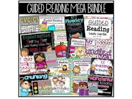 reading curriculum for kindergarten guided reading kindergarten curriculum mega bundle by tara west tpt