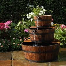 modele de jardin moderne avec fontaine sur idees de decoration moderne salon de jardin idea