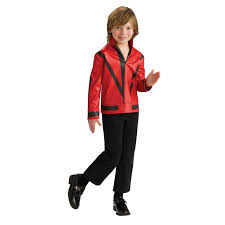Thriller Halloween Lights by Michael Jackson Child Thriller Jacket Child Buycostumes Com