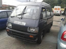 Daihatsu Mpv 1995 Daihatsu Hijet 2002 To 2008 Mpv M P V Petrol Manual
