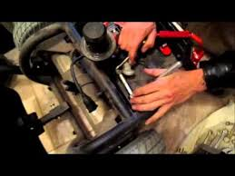 Jazzy Power Chair Battery Replacement Changing Batteries Pronto M41 Youtube