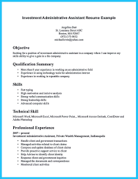 Interest Activities Resume Examples by Insurance Administrative Assistant Advice Administrative
