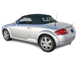 audi tt convertible audi tt 2000 06 convertible top glass window green
