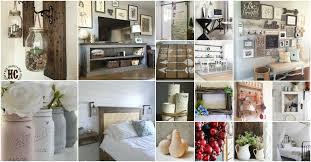 55 Gorgeous DIY Farmhouse Furniture and Decor Ideas For A Rustic