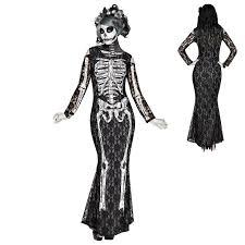 Skeleton Dress Buy Lacy Bones Halloween Skeleton Costume Cappel U0027s