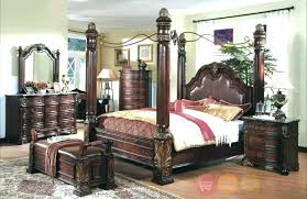 king size poster bedroom sets bedroom at real estate canopy bed sets queen bedroom set king size with curtains pertaining