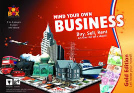 toyboy mind your own business board game mind your own business