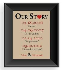 1st anniversary gift ideas for wedding 1st anniversary gifts best 25 wedding anniversary gifts