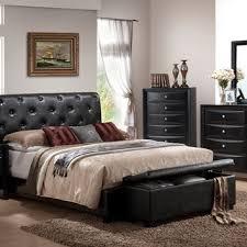 Upholstered Headboard Bedroom Sets Shop Tufted Bed Set On Wanelo
